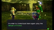 Great Forest Temple - Lets Play EP22 ZELDA Ocarina Of Time 3D MASTER QUEST