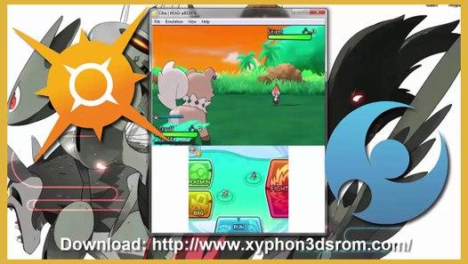 Pokemon Sonne Und Mond Rom