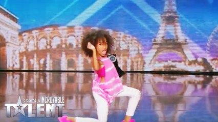 Elysha- France's Got Talent 2016 - Week 5