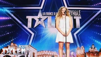 Emily- France's Got Talent 2016 - Week 5