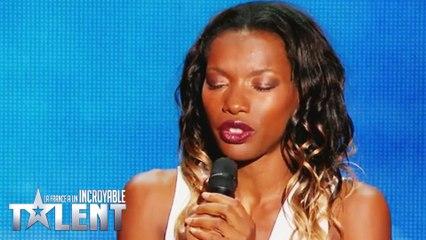 Fabienne- France's Got Talent 2016 - Week 5