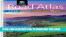 [PDF] FREE Rand McNally 2016 Large Scale Road Atlas (Rand Mcnally Large Scale Road Atlas USA)