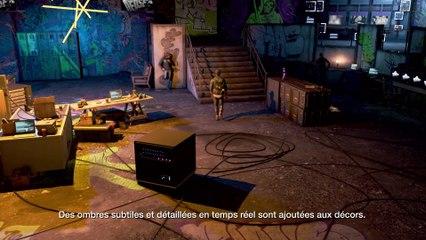 Trailer PC NVIDIA de Watch Dogs 2
