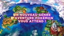 Pokémon Soleil & Pokémon Lune - Bande-annonce de lancement (Nintendo 3DS)