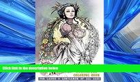 READ book Lady Mechanika Steampunk Coloring Book BOOOK ONLINE