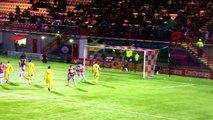 Hamilton 3-3 Hearts - Goals (21⁄11⁄16)