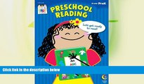 READ NOW  Preschool Reading Stick Kids Workbook (Stick Kids Workbooks)  BOOOK ONLINE