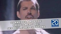 25 ans de la mort de Freddie Mercury : Ses meilleures chansons