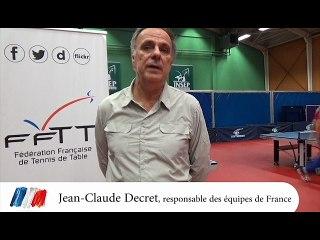 J-C. Decret :