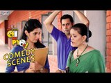 Best Comedy Scenes Of Binnu Dhillon - Part 1 | Oh My Pyo Ji | Latest Punjabi Movie 2014