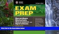 Big Sales  Exam Prep: Hazardous Materials Awareness And Operations (Exam Prep: Hazardous Materials