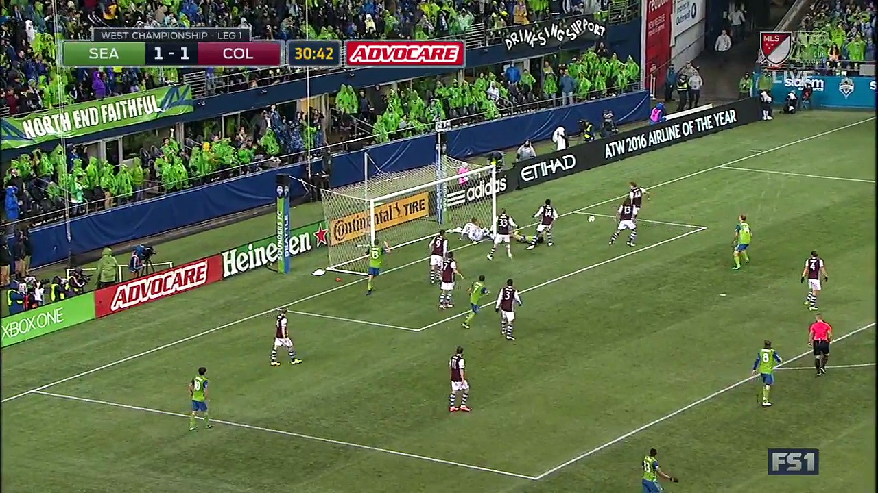 Highlights  Seattle Sounders FC vs Colorado Rapids   2016 MLS Cup Playoffs
