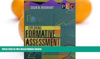 Buy NOW  Exploring Formative Assessment (The Professional Learning Community Series) (PLC)  READ