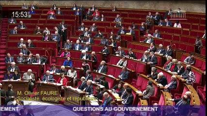 23/11/16 Question d'actualité sur le Gabon