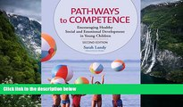 Deals in Books  Pathways to Competence: Encouraging Healthy Social and Emotional Development in