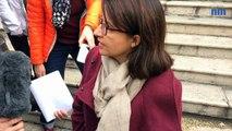 Cécile Duflot à Nice pour soutenir l'agriculteur niçois