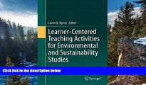 Big Sales  Learner-Centered Teaching Activities for Environmental and Sustainability Studies  READ
