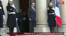 Sénat 360 - Primaire de la droite : après les attaques, l'apaisement ? / Présidentielle : la candidature de Hollande se précise / La fermeture des voies sur berges divise toujours (23/11/2016)