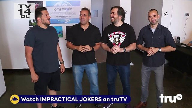 Impractical Jokers - Sal's Virtual Reality Hell
