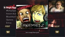 Condemned 2  Blood Shot - Lets Play - Part 1 - Walkthrough Playthrough Lets Play Condemned