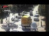 Palma Campania (NA) - Filo di banca pensionata (23.11.16)