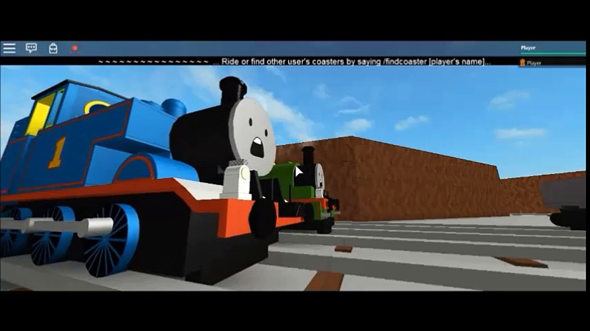 Roblox Thomas And Friends Narrow Gauge Engines Roblox Thomas And Friends Calling All Engines Part 2 Video Dailymotion