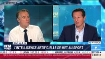 Start-up & Co: Piq, la société qui met l'intelligence artificielle au sport - 23/11