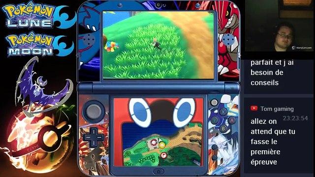 CrazyShow Pokemon Lune ! (23/11/2016 22:39)
