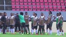 Afrique, Présentation des matchs de la deuxième journée du groupe B