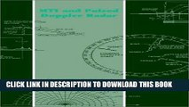 [READ] Online Mti and Pulsed Doppler Radar (Artech House Radar Library (Hardcover)) Free Download