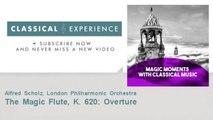 Wolfgang Amadeus Mozart : The Magic Flute, K. 620: Overture