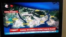 17 KASIM 2016 KANAL İSTANBUL HABERİ A HABER GÜNCEL HABER