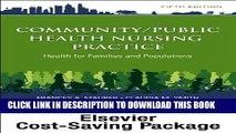 Ebook Community/Public Health Nursing Online for Community/Public Health Nursing Practice (User