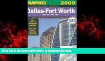 Read books  Mapsco Dallas-Fort Worth Street Guide: Dallas-Fort Worth and 111 Surrounding