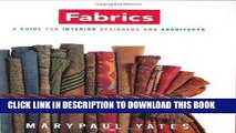 [READ] Mobi Fabrics: A Guide for Interior Designers and Architects (Norton Professional Books for