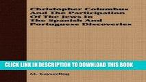 PDF Christopher Columbus Secret Jew PDF Book Free - video