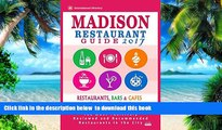 liberty books  Madison Restaurant Guide 2017: Best Rated Restaurants in Madison, Wisconsin - 400