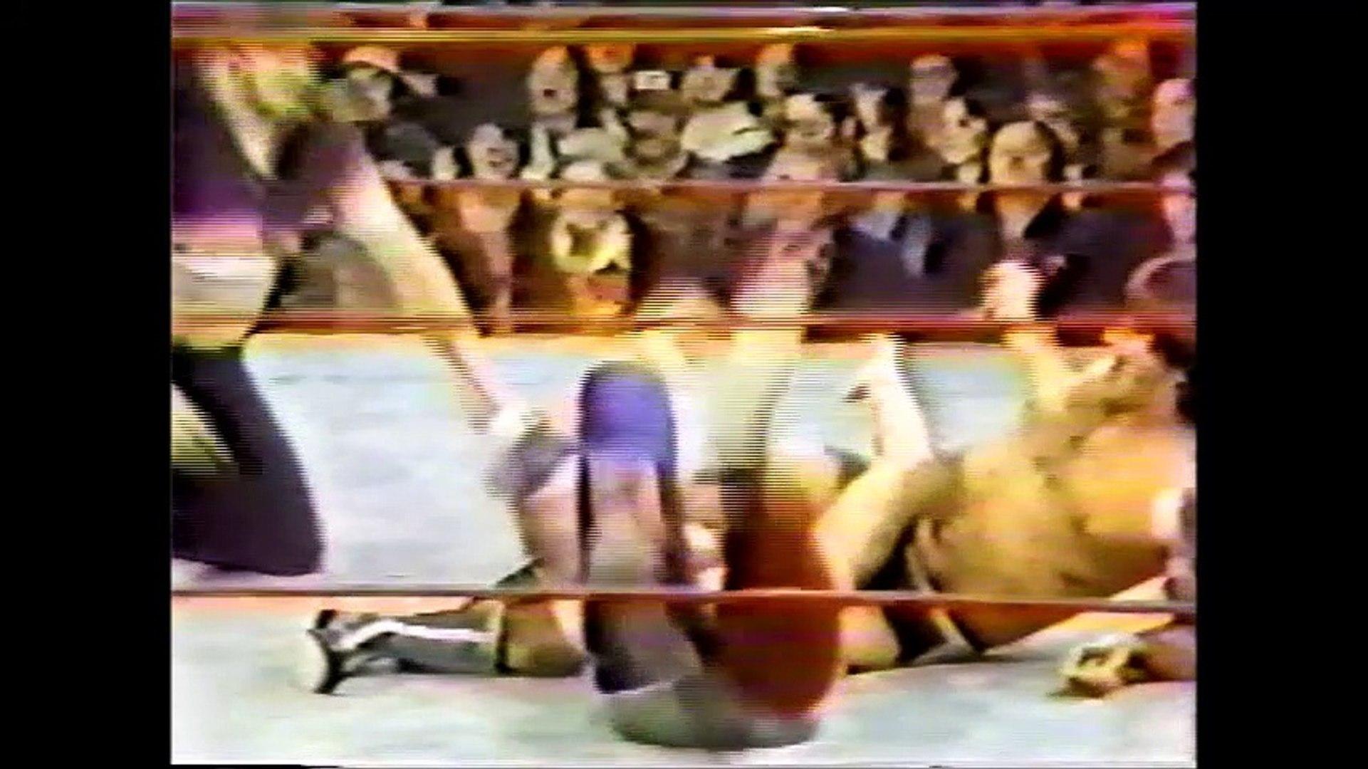 Roddy Piper/Rick Martel vs New Zealand Sheepherders (Portland 1980)