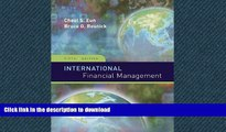 READ  International Financial Management (Irwin/McGraw-Hill Series in Finance, Insurance and Real