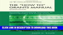 "MOBI The   How To"" Grants Manual: Successful Grantseeking Techniques for Obtaining Public and"