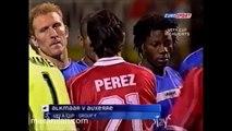04.11.2004 - 2004-2005 UEFA Cup Group F Matchday 2 AZ Alkmaar 2-0 AJ Auxerre