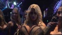 Mannequin Challenge dans un strip club boite de nuit !
