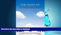 FAVORITE BOOK  The Essays of Warren Buffett: Lessons for Corporate America, Third Edition  BOOK