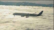 Airbus confía en su nuevo avión A350-1000 para desbancar al Boeing 777
