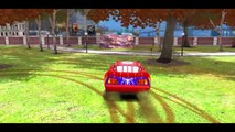 Spiderman & Frozen Anna, Mickey Mouse Spider McQueen Cars w/ Children Nursery Rhyme with Action
