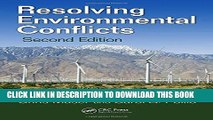 [PDF] Resolving Environmental Conflicts, Second Edition (Social Environmental Sustainability)