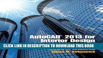 MOBI DOWNLOAD AutoCAD 2013 for Interior Design and Space Planning PDF Ebook