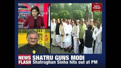 Opposition Declines Rajnath Singh s Call For A Meeting In Parliament