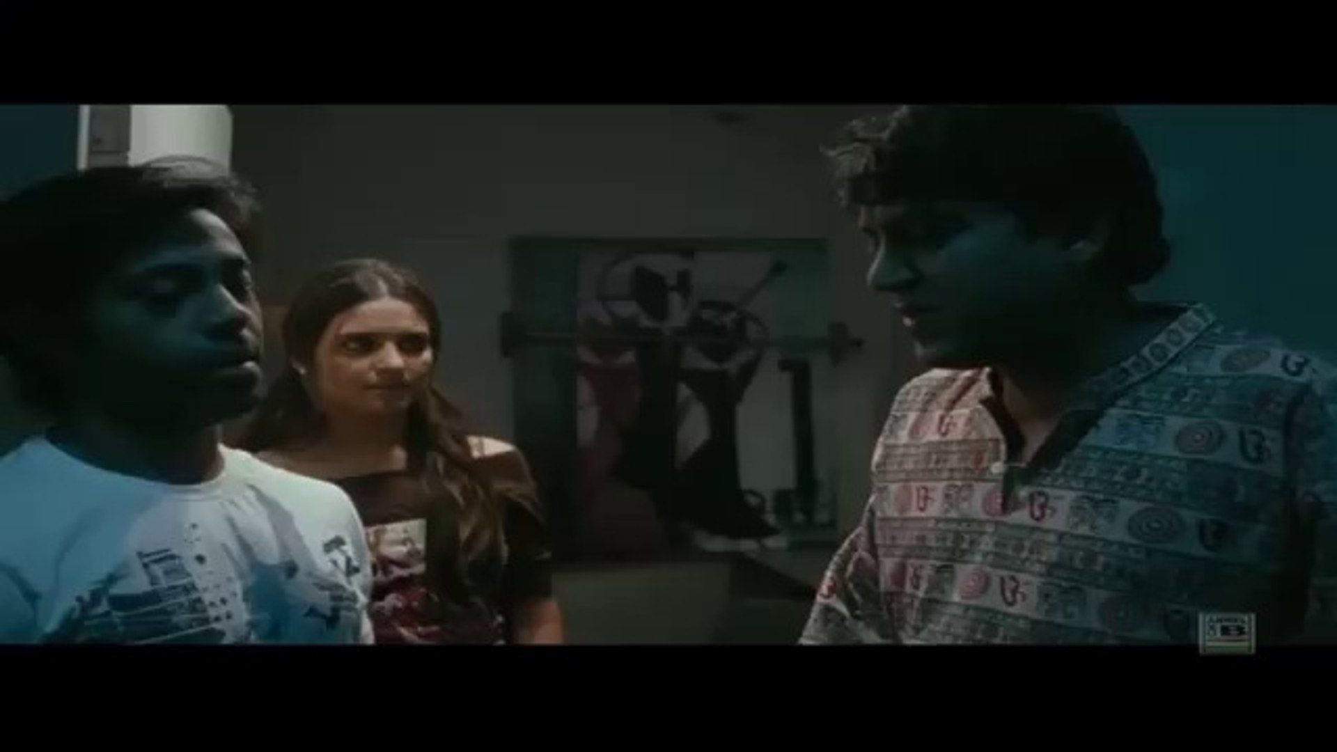 Romantic Scene | Priyanka Caught Red Handed Making Love | Hoi Choi |  Bengali Movie