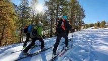 Teaser : #TPMP fait du ski a Montgenèvre Hautes Alpes !!
